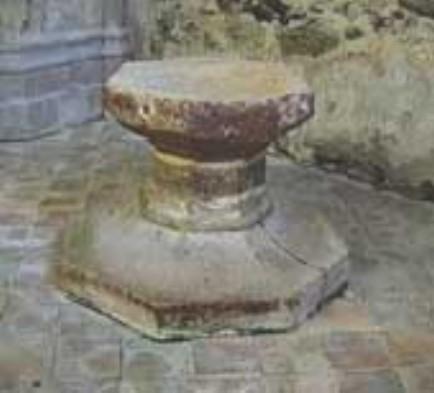 Baptistere