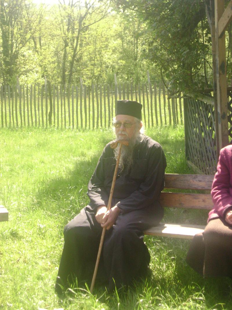 Mes vacances au monastère avec la paroise !! 114